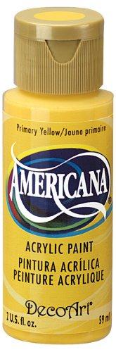 DecoArt Americana Acrylic 2 Ounce Primary