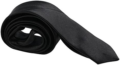 Men's Black Tie