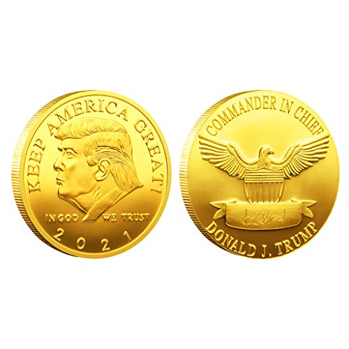 Vaeiner Coins for Kids, 2021 New Metal Commemorative Coin Medal Coins Collector Gifts from Vaeiner