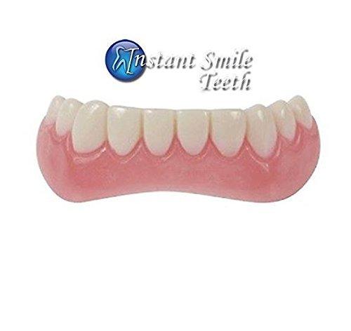 Instant Smile Teeth, Lower Veneers - One Size