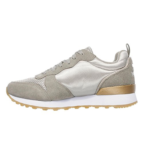 Skechers Retros-e Lady 85-goldn Gurl Sneaker Beige