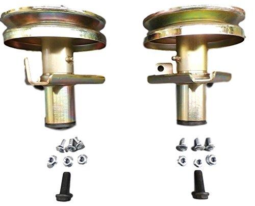 John Deere Mower Deck Spindles 2 Of AM128048 38 LT155 wit...