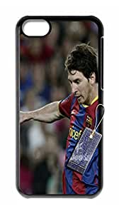 Messi cases for Iphone 5c,Iphone 5c phone case,Customize case for Iphone 5c By PDDSN.