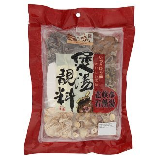 Yummy House American Ginsing with Noble Dendrobium Soup 120g (628MART) (1 Pack)