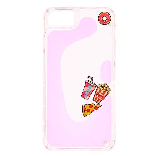 Filled Case (Claire's Girl's Liquid Filled Snack Phone Case)