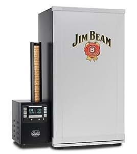 Jim Beam BTDS76JB Bradley Smoker 4-Rack Digital Outdoor Smoker
