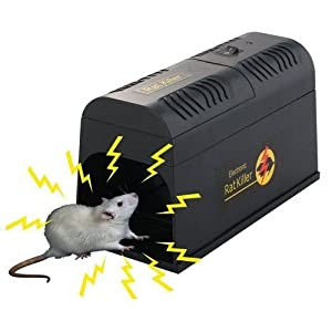 advanced pest control instant kill electronic rat mouse device this state of the art trap is. Black Bedroom Furniture Sets. Home Design Ideas