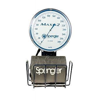Tensiómetro Maxi de 2 mm con cuadrante gigante 167 Brazalete adulto 14-522001 x 51 cm: Amazon.es: Salud y cuidado personal
