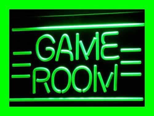 ADV PRO i338-b GAME ROOM Displays Toys TV Neon Light Sign Barlicht Neonlicht Lichtwerbung