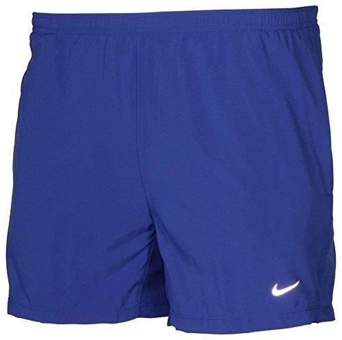 Back Slit Shorts - Nike Men's Dri-Fit Woven 5