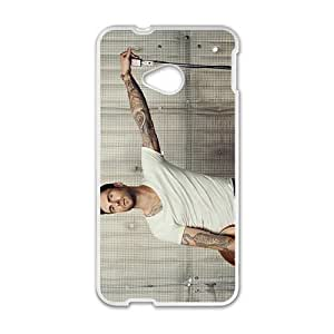 HUAH Adam Levine Cell Phone Case for HTC One M7 by supermalls