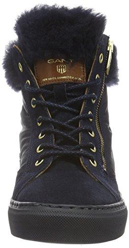Gant Olivia - Zapatillas Mujer Azul - Blau (Navy Blue G65)