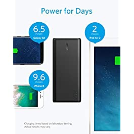 Anker PowerCore 26800mAh Power Bank Externer Akku