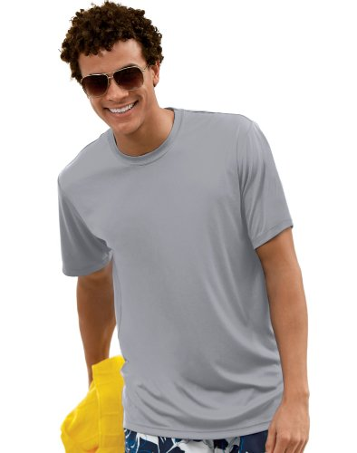 SS Men`s T-Shirt, Graphite, Medium ()