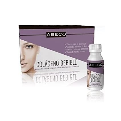 Abeco Colágeno Bebible 15 Viales de 30 ml