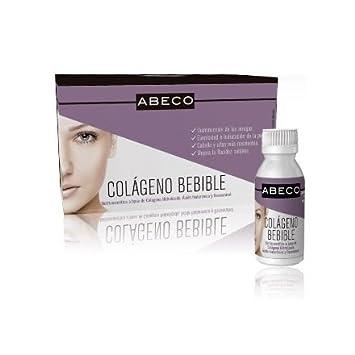 Abeco Colágeno Bebible 15 Viales de 30 ml: Amazon.es: Salud y cuidado personal