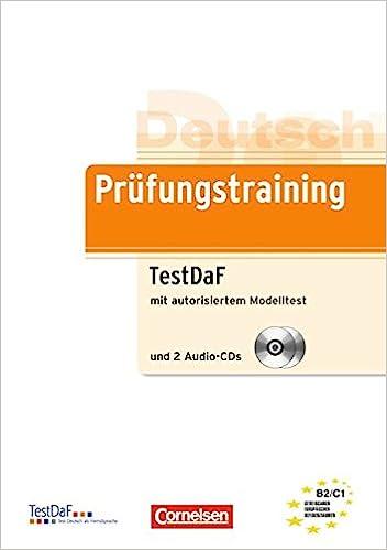 testdaf modellsatz epub download - Testdaf Prufung Beispiel Pdf