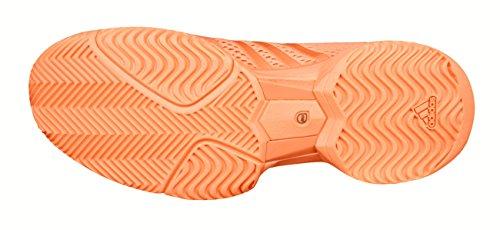 adidas Asmc Barricade 2016, Zapatillas de Tenis para Mujer Naranja (Ultrab / Boxred)