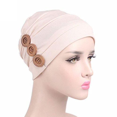 1283773b3bd Fabal Newest Fashion Women Hat Cancer Chemo Beanies Baggy Cap Double Beanie  Hats. Tap to expand