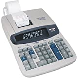 Brand New Victor 1560-6 Two-Color Ribbon Printing Calculator Black/Red Print 5.2 Lines/Sec by Victor