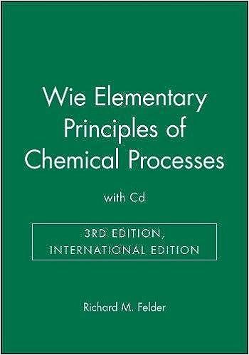 Amazon elementary principles of chemical processes elementary principles of chemical processes 3rd uk ed edition fandeluxe Images