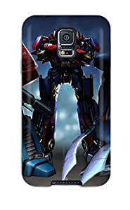 Best New Arrival Case Specially Design For Galaxy note4 (optimus Prime)