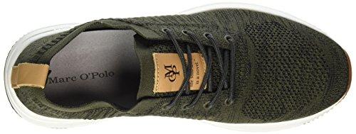 Herren O'Polo 80223713503601 Sneaker Oliv Grün Marc q0YaO5xw