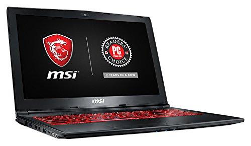 "MSI GL62M 7REX-1896US 15.6"" Full HD Gaming Laptop Computer Quad Core i7-7700HQ, GeForce GTX 1050Ti 4G Graphics,..."