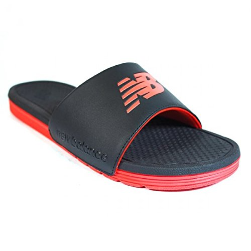 Hombre Balance de para Playa M3068 Piscina Negro Zapatos Red New Black y 4Rw7nq1nO