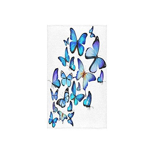Butterfly Bath Towel - 7