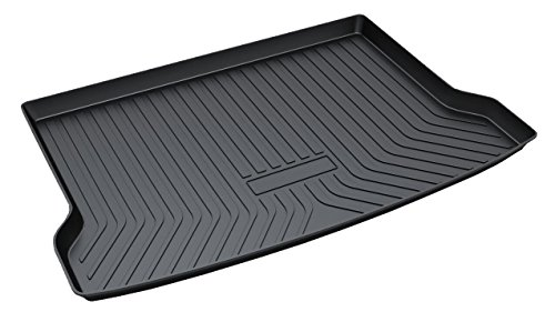 Vesul Rubber Rear Trunk Cover Cargo Liner Trunk Tray Floor Mat Fits on Mercedes-Benz Benz GLA Class 2015 2016 2017 2018 2019