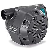 Intex Quick-Fill AC - Bomba de Aire eléctrica (110-120 V, máx. Flujo de Aire 38,9 Cfm