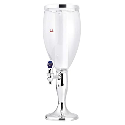 Dispensador De Cerveza Beer Dispenser (3.0L) Dispensador De Cerveza, Party Beer Dispenser
