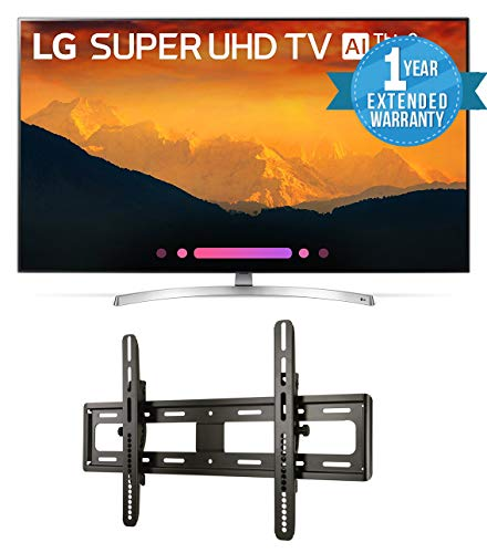 LG Electronics 55SK9000PUA 55-Inch 4K Ultra HD Smart LED TV