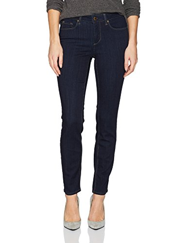 NYDJ Women's Dylan Skinny Ankle in Modern Edit Fit Sure Stretch Denim, Mabel, 2 by NYDJ