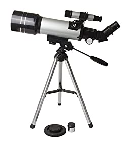 StudioPRO 70mm Refracting Telescope (400mm) Celestral Kid Friendly Science Kit
