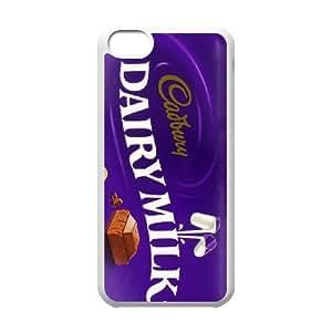 iPhone 5c Cell Phone Case White Dairy Milk jeu