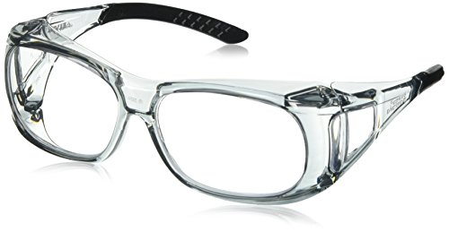 Elvex SG-37C OVR-Spec II, One Size Fits All, Clear