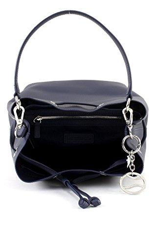 Tienda De Espacio Libre Barato Popular LACOSTE Daily Classic Bucket Bag Peacoat La Mejor Venta En Línea s9qWz