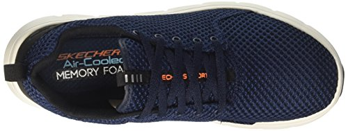 Skechers Men's 52832 Trainers Blue (Navy) nicekicks cheap price WJstx