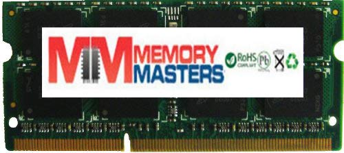 MemoryMasters 4GB (1x4GB) DDR2-800MHz PC2-6400 2Rx8 1.8V SODIMM Memory for Laptop, Notebook