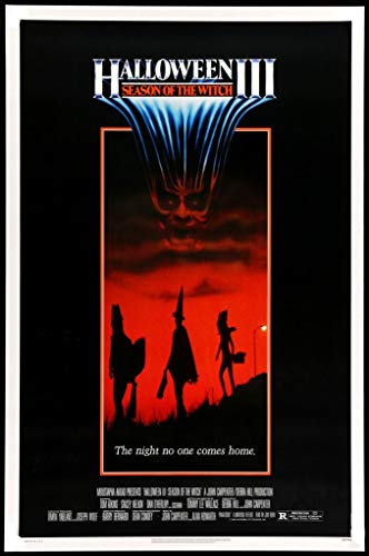 Halloween 3 Movie 1982 (HALLOWEEN III 3 Season of the Witch (1982) Movie Poster)