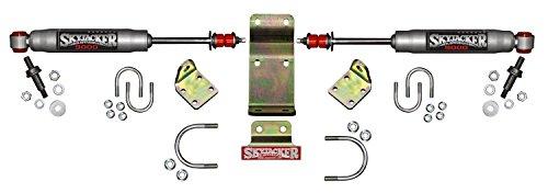 Skyjacker 9203 Silver Dual Stabilizer Kit