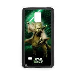 Custom Case Star Wars 7 For Samsung Galaxy Note 4 N9100 K3W7Q2612