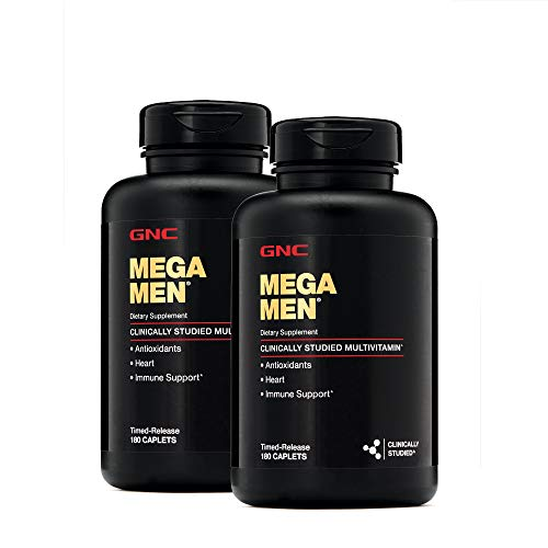 GNC Mega Men - Twin Pack
