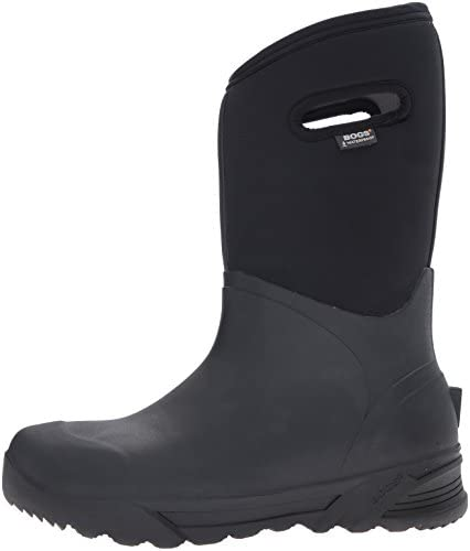 Bogs Men's Bozeman Tall Waterproof Warm Insulated Winter Work Rain and Snow Boot