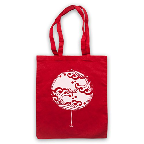 Sail Sea Lover Bolso Rojo