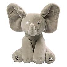 GUND Baby Flappy The Elephant Plush Toy 30cm