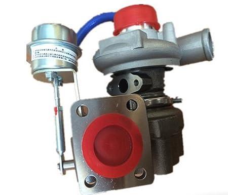 GOWE vb410099 1 G923 - 17010 1 G923 - 17012 1 G923 - 17013 Turbocompresor TD03L rhf3 Turbo para Kubota Tractor ck26 Motor: Amazon.es: Bricolaje y ...