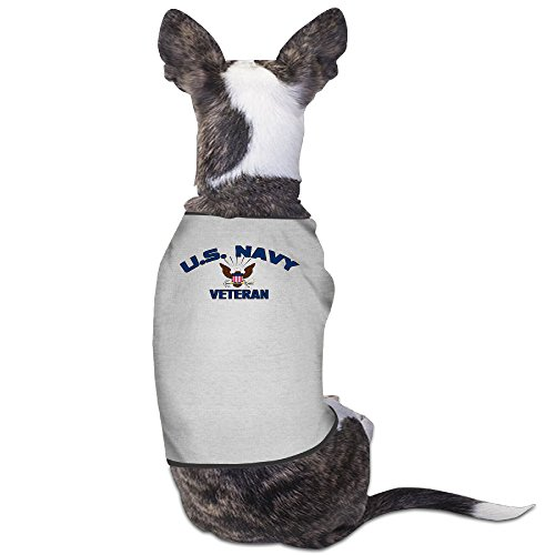 Theming U.S.Navy Veteran Dog Vest - Virginia Halloween Costume